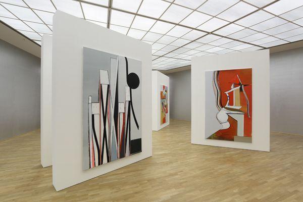 Thomas Scheibitz One Time Pad Mmk Museum Fur Moderne Kunst Frankfurt Am Main