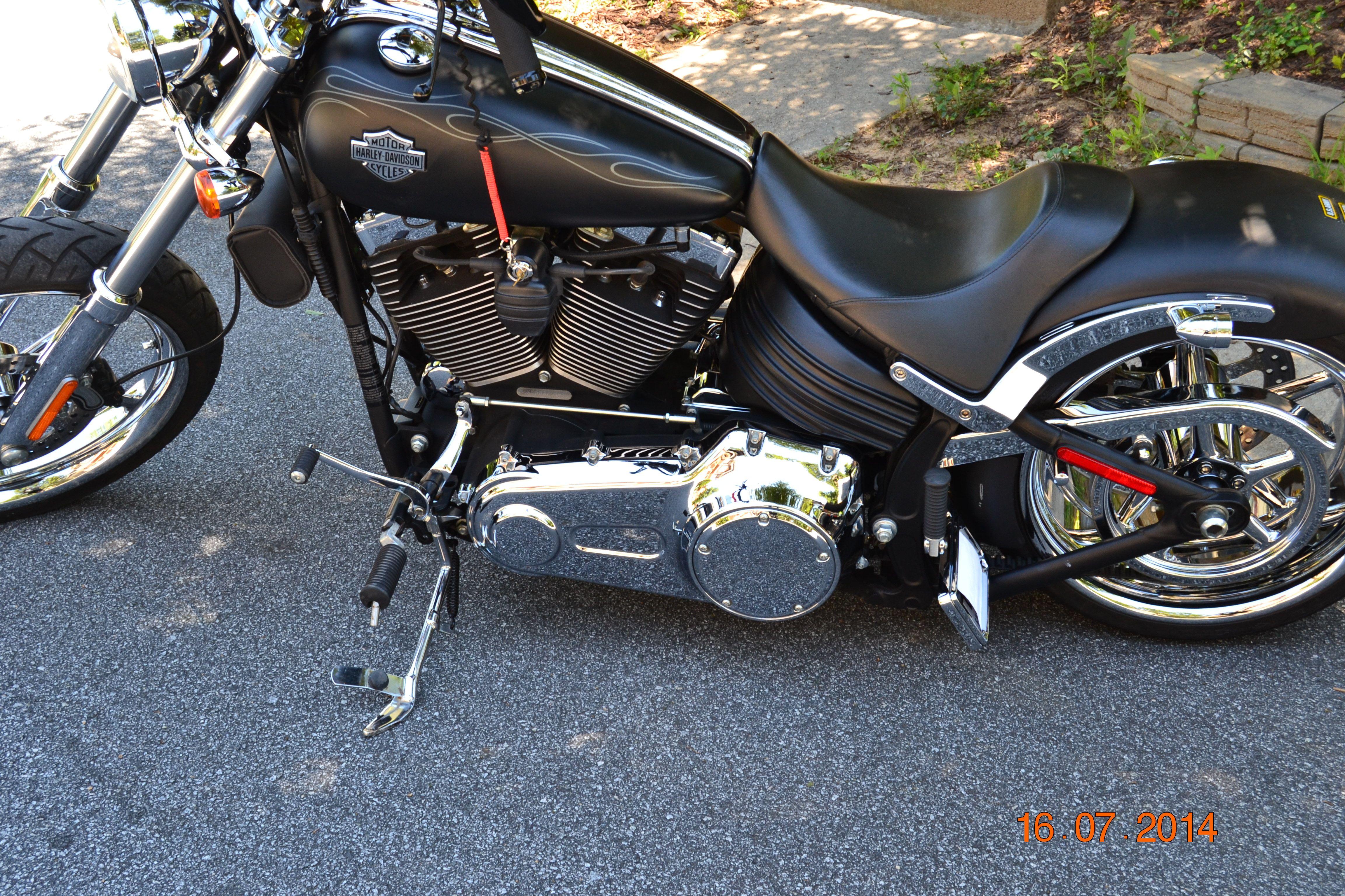 2010 Harley Davidson Rocker C Cool Bikes