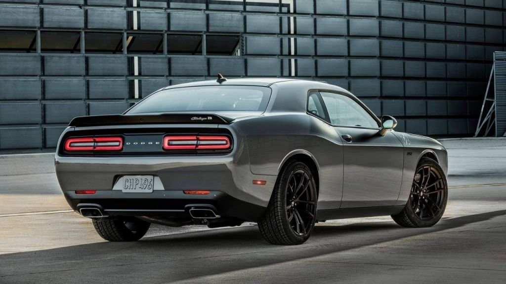 Awesome 2017 Dodge Challenger Ta