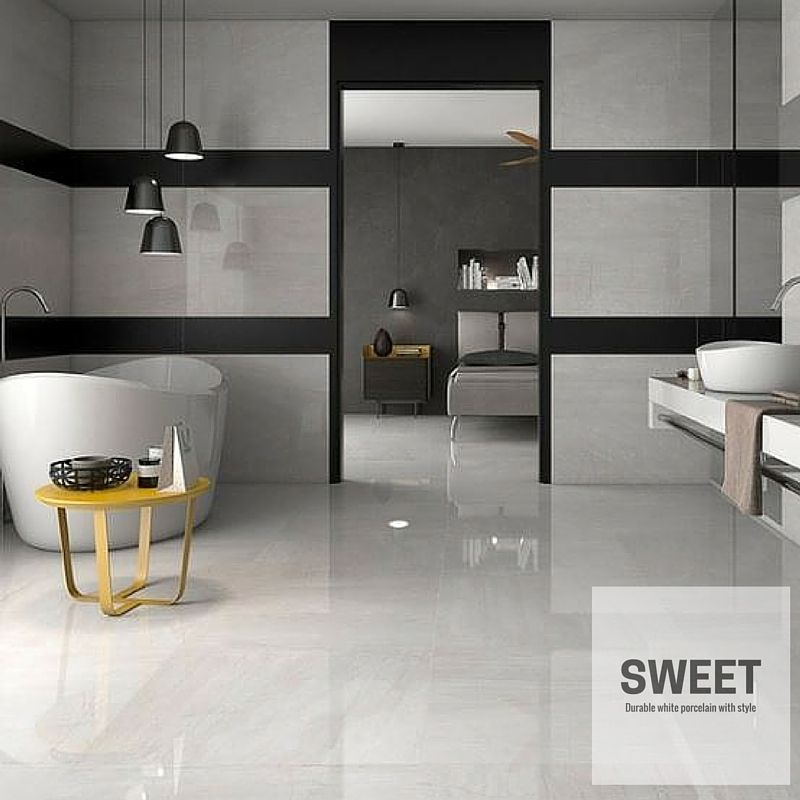 sweet tile by design. Sweet tiles are a suave and elegant interior option  complete with high gloss