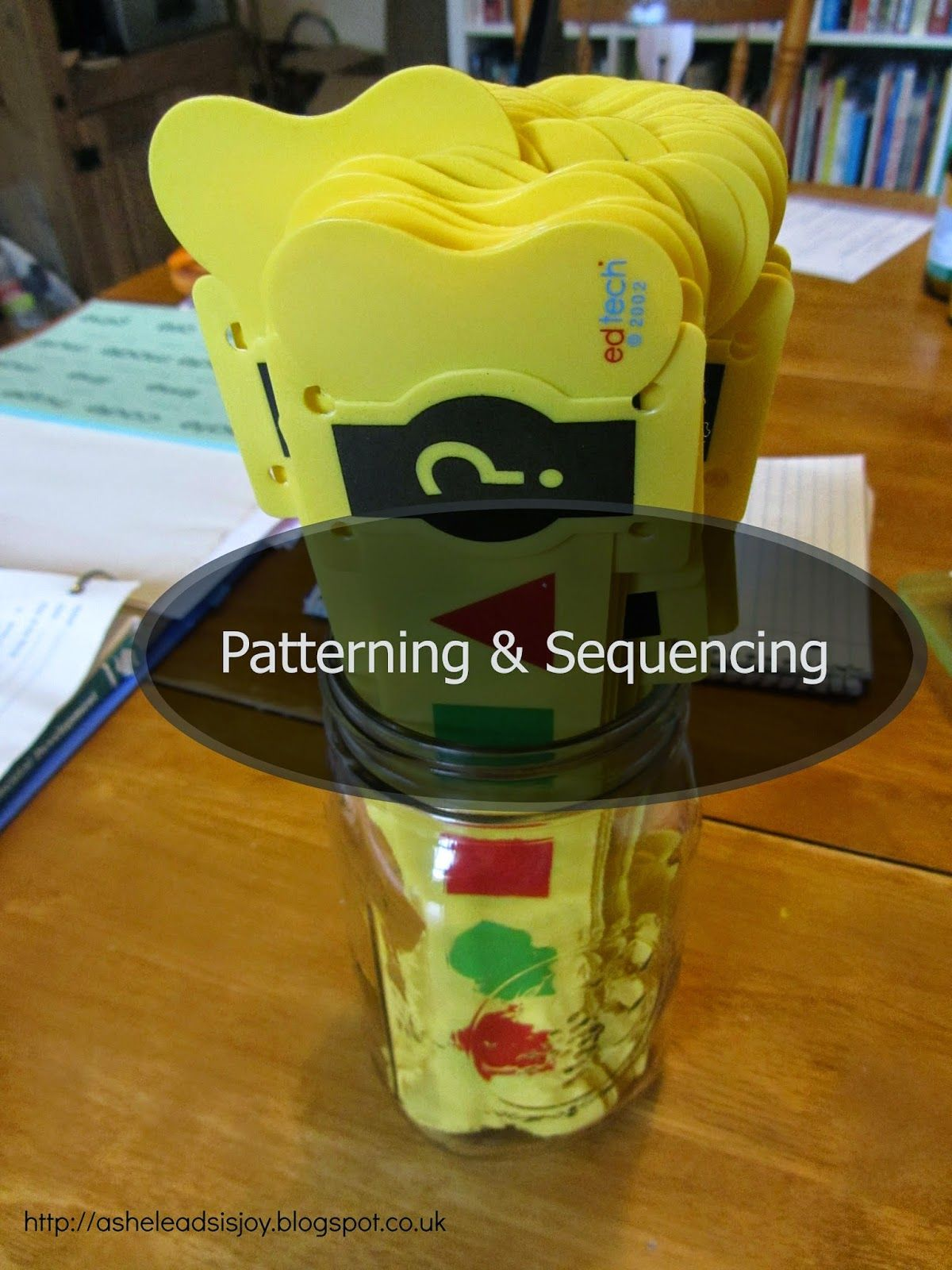 Ideas For Patterning And Sequencing As He Leads Is Joy