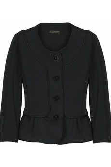 Burberry Prorsum Techno fabric jacket  | THE OUTNET