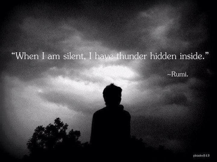 Just Because I'm #quiet Doesn't Mean I Don't #care Or