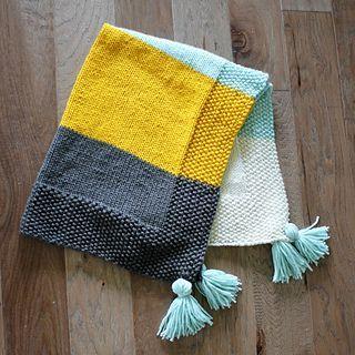 Faithful Baby Blanket pattern by Julia Belsante : Sweet ...