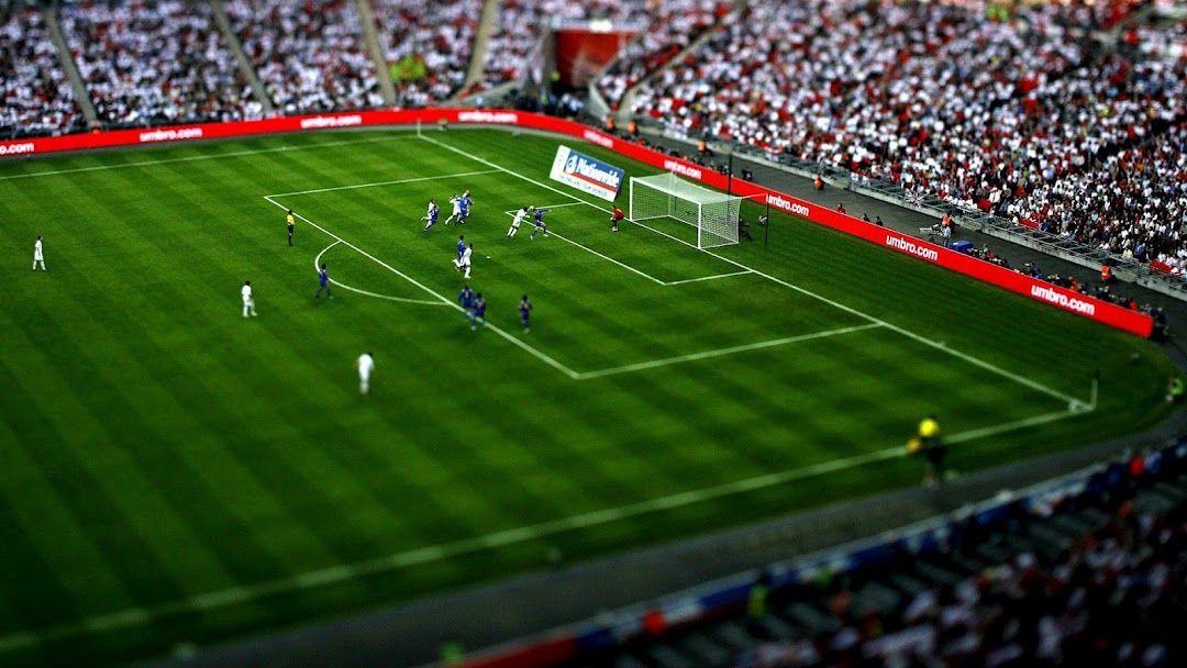 Football Ground Soccer International Soccer Soccer Field