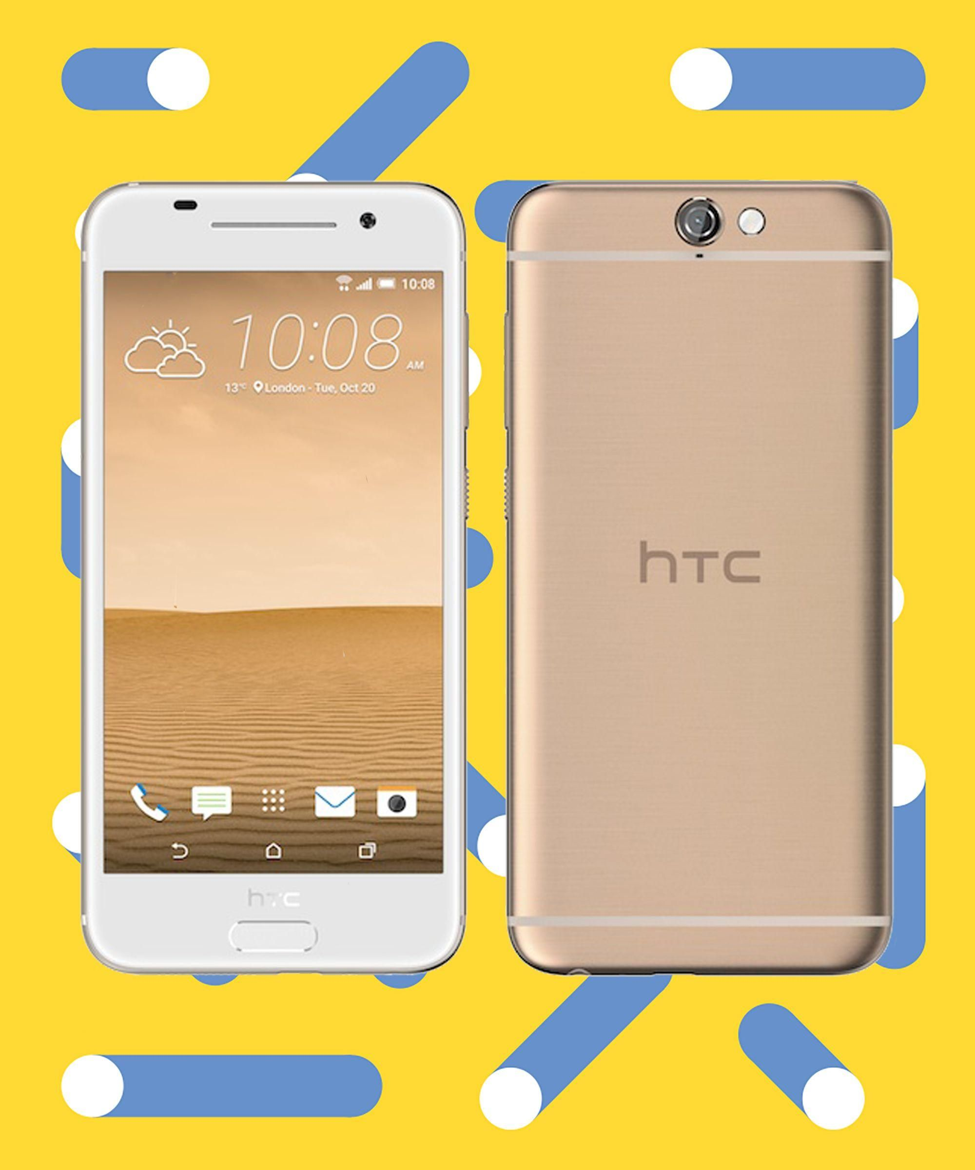 The HTC One A9
