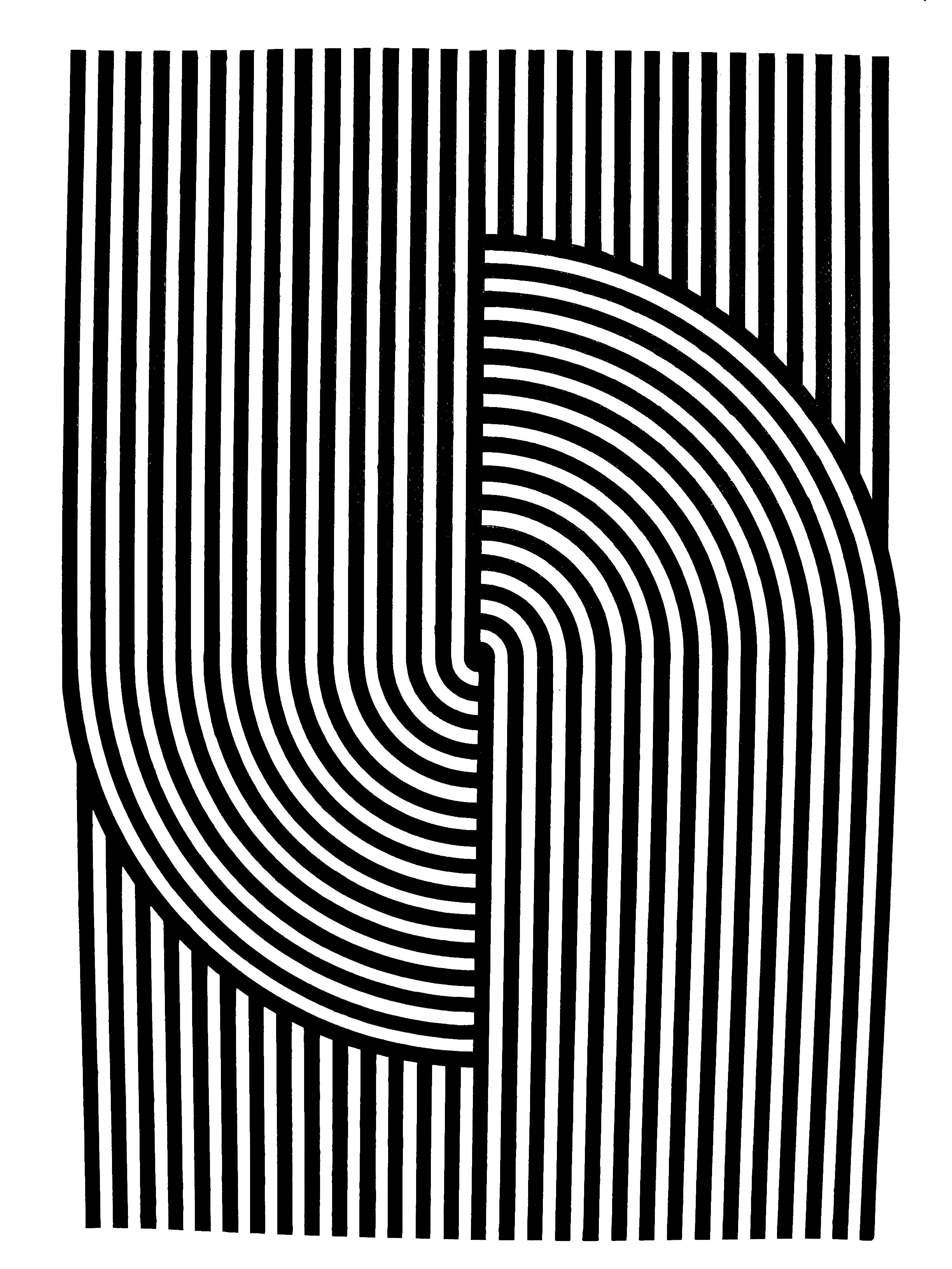 'Maxwell' (painting) - paper, ink (29.7x42cm) agotasjostrom.com