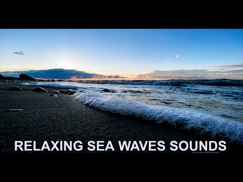 4 30 Minutes Oceanic Waters Baltic Sea Beach Waves Relaxing Nature Sounds No Music صوت امواج البحر Youtube Sea Waves Nature Gif Nature