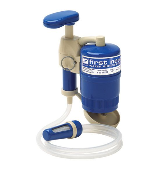 Chemical Free Water Purification?