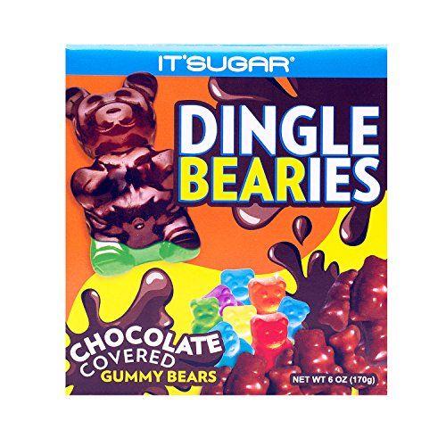 IT'SUGAR Chocolate Covered Gummy Bears…