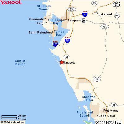 Sarasota Florida Map.Sarasota Fl Bing Images Places I Ve Lived Pinterest