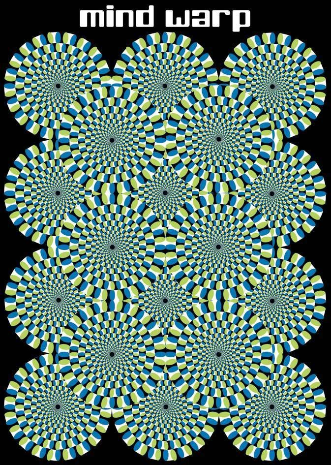 Trippy optical illusion room. (Via @reddit) | Искусство ...