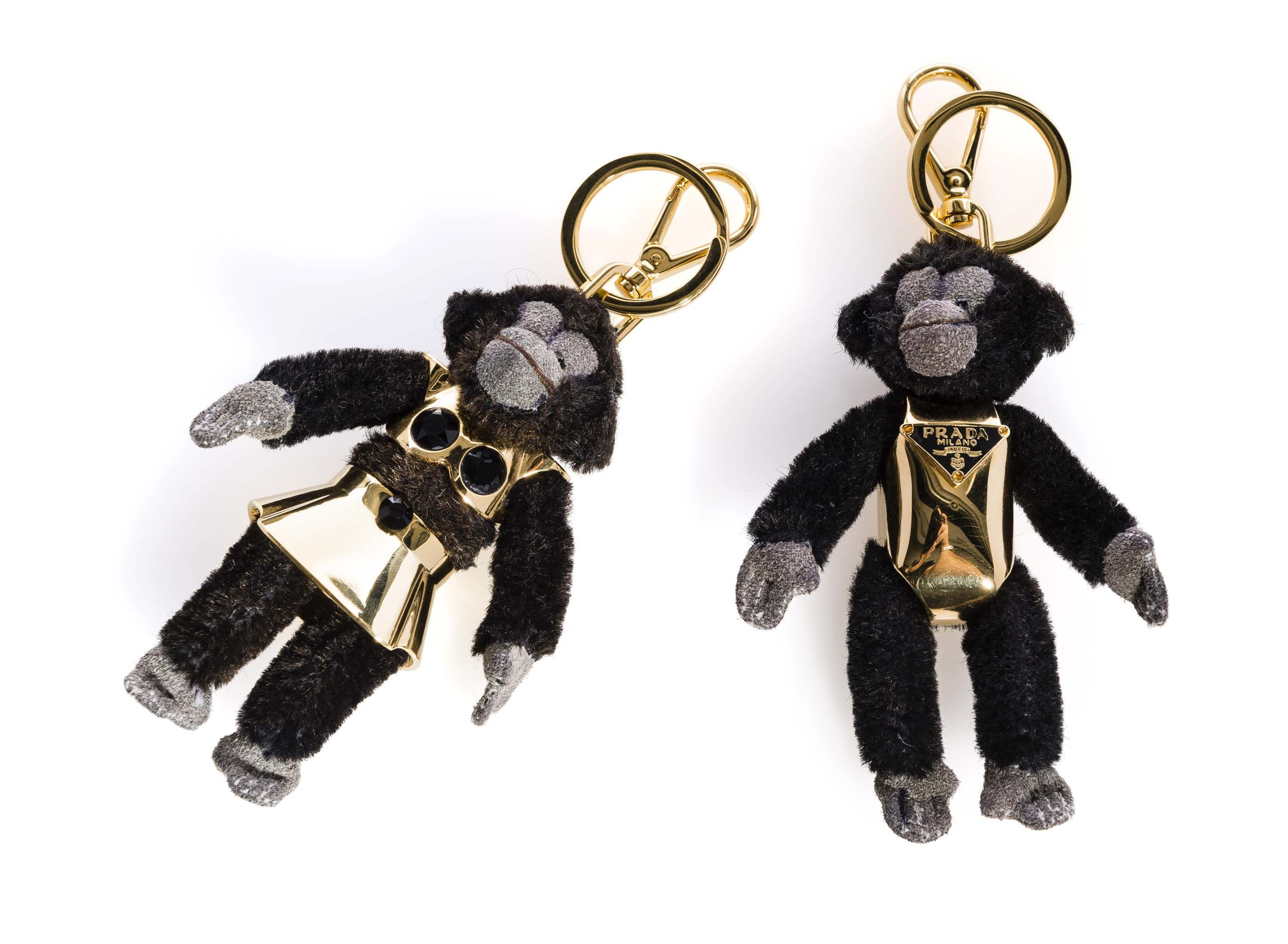 Ring In the Chinese New Year in Prada! The New Monkey-Mania Capsule Collection