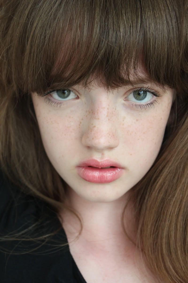 Amberley Colby @ Scout Models New Zealand