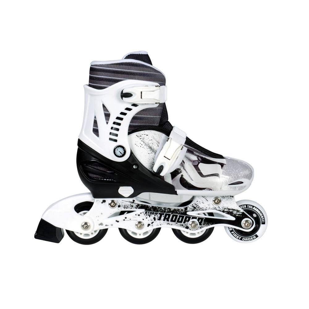 Roller shoes walmart - Patines En L Nea Flying Wheel Star Wars Stormtrooper 599 00 En Walmart Com