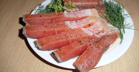 Посол красной рыбы