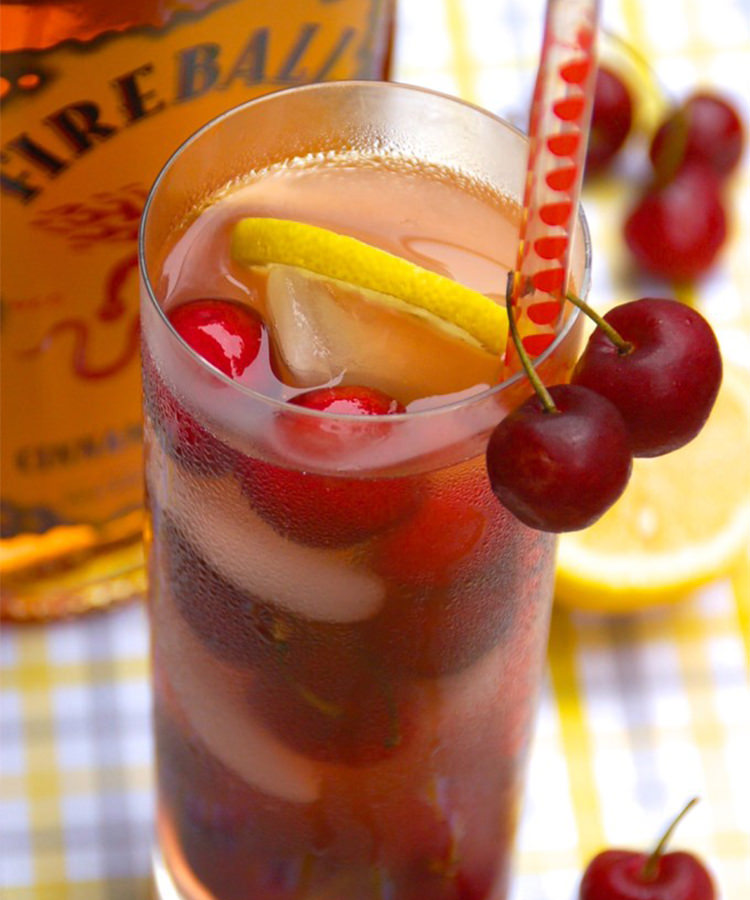 9 Of The Best Fireball Whisky Cocktail Recipes