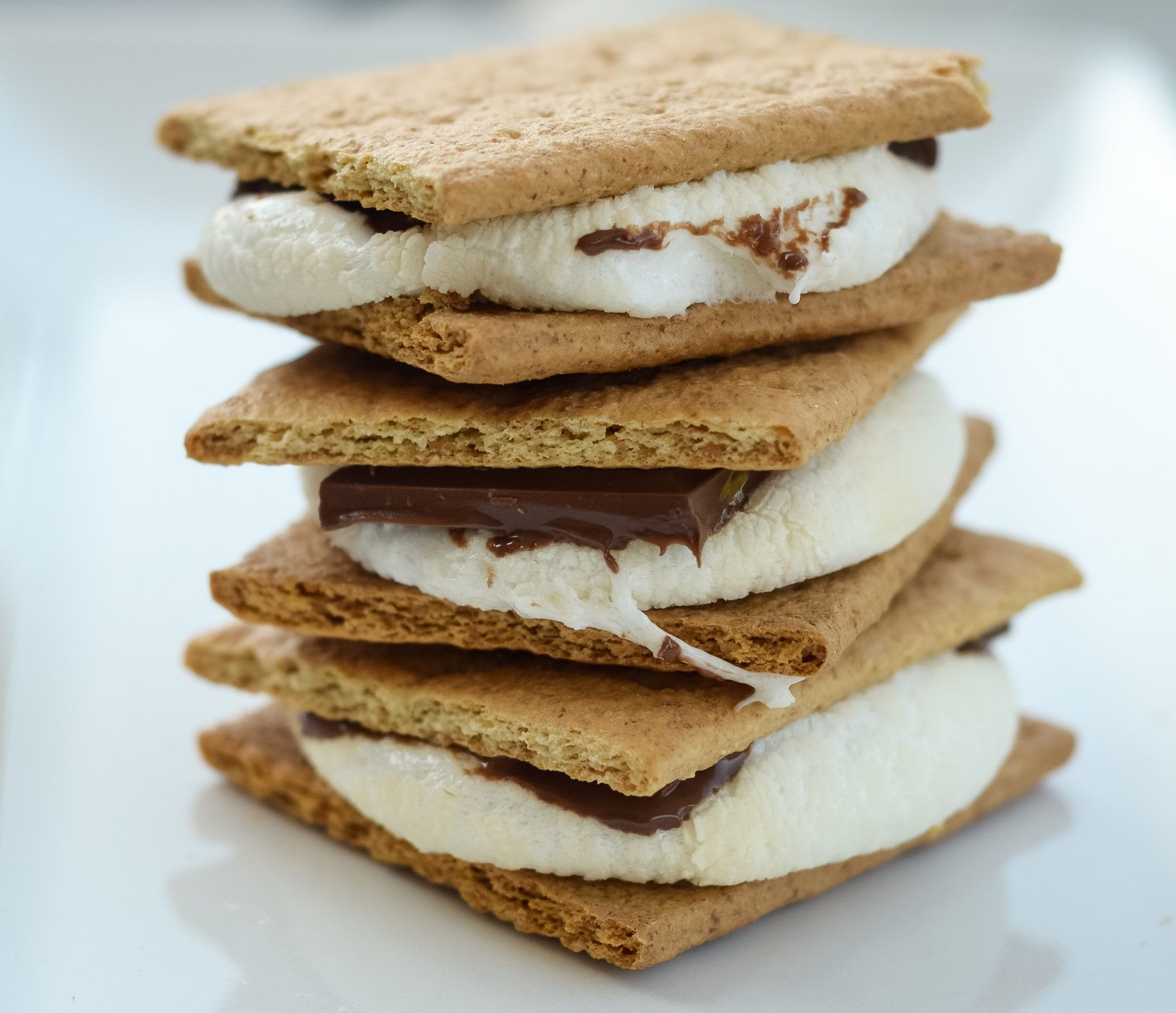 Easy Air Fryer S'mores (Ninja Foodi Recipe) Air Fryer