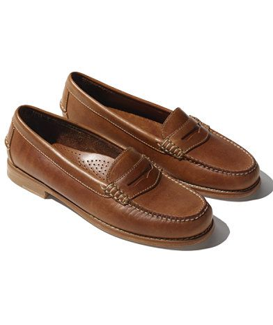 c645416bc8e Signature Handsewn Leather Loafer in 2019
