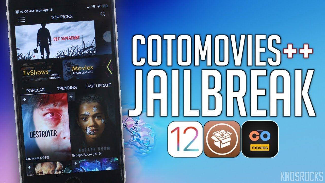 NEW! 2019 Get CotoMovies++ iOS 12 - 12 1 2 / 11 / 10 NO ADS FREE