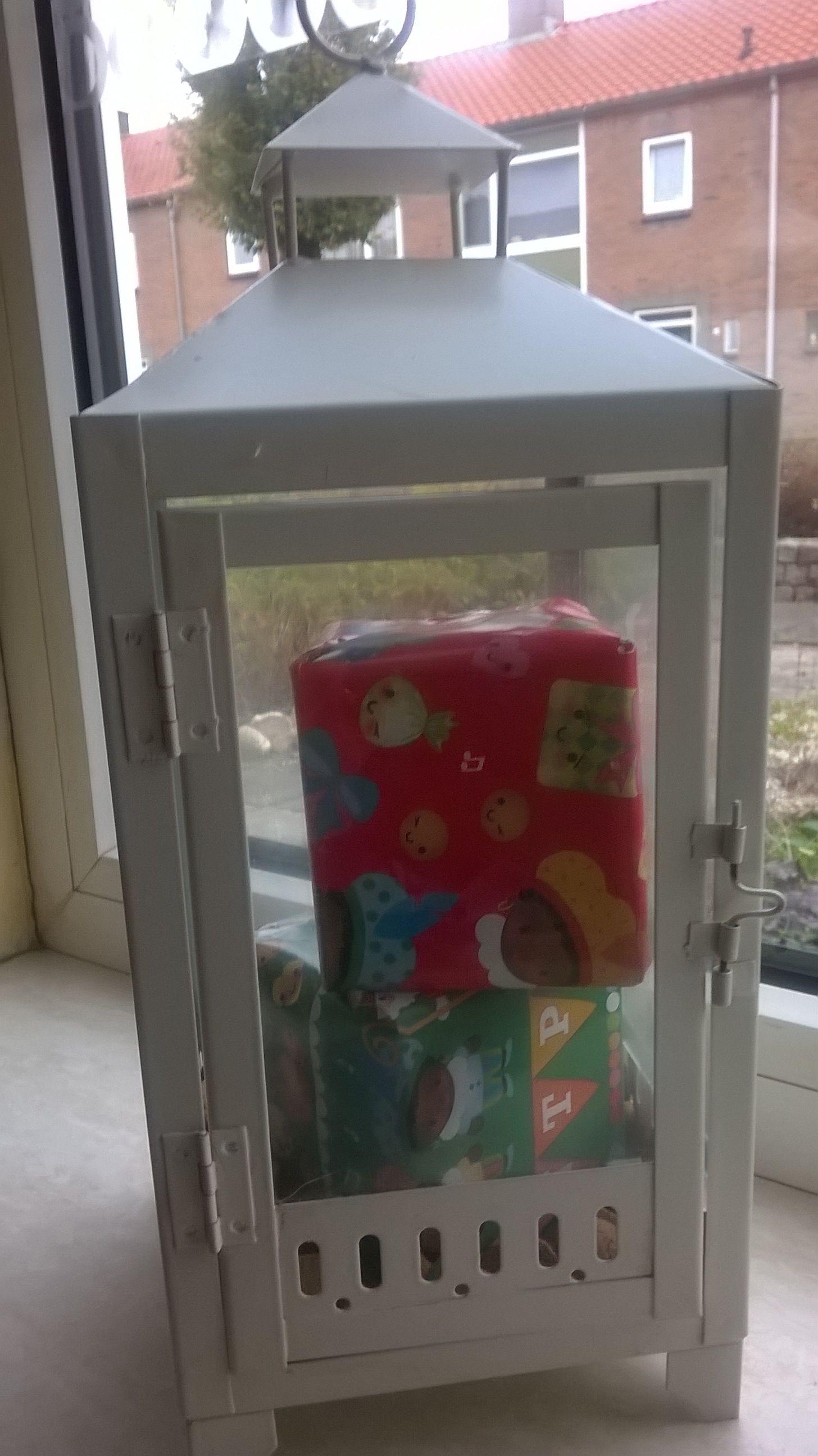 Sinterklaas deco 2015