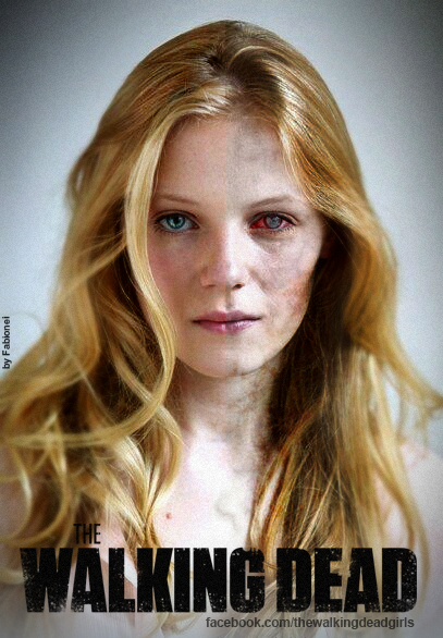 The Walking Dead - Amy Harrison (Season 1) Atlanta  (turned )