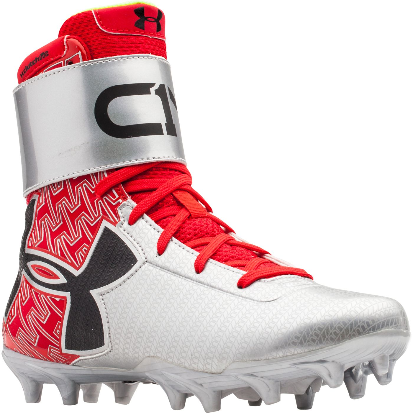 kids football cleats under armour