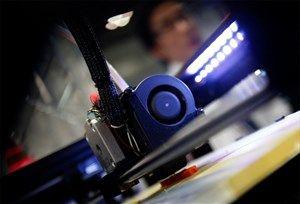3D-Drucker werden zunehmend auch in der Medizin und Forschung eingesetzt