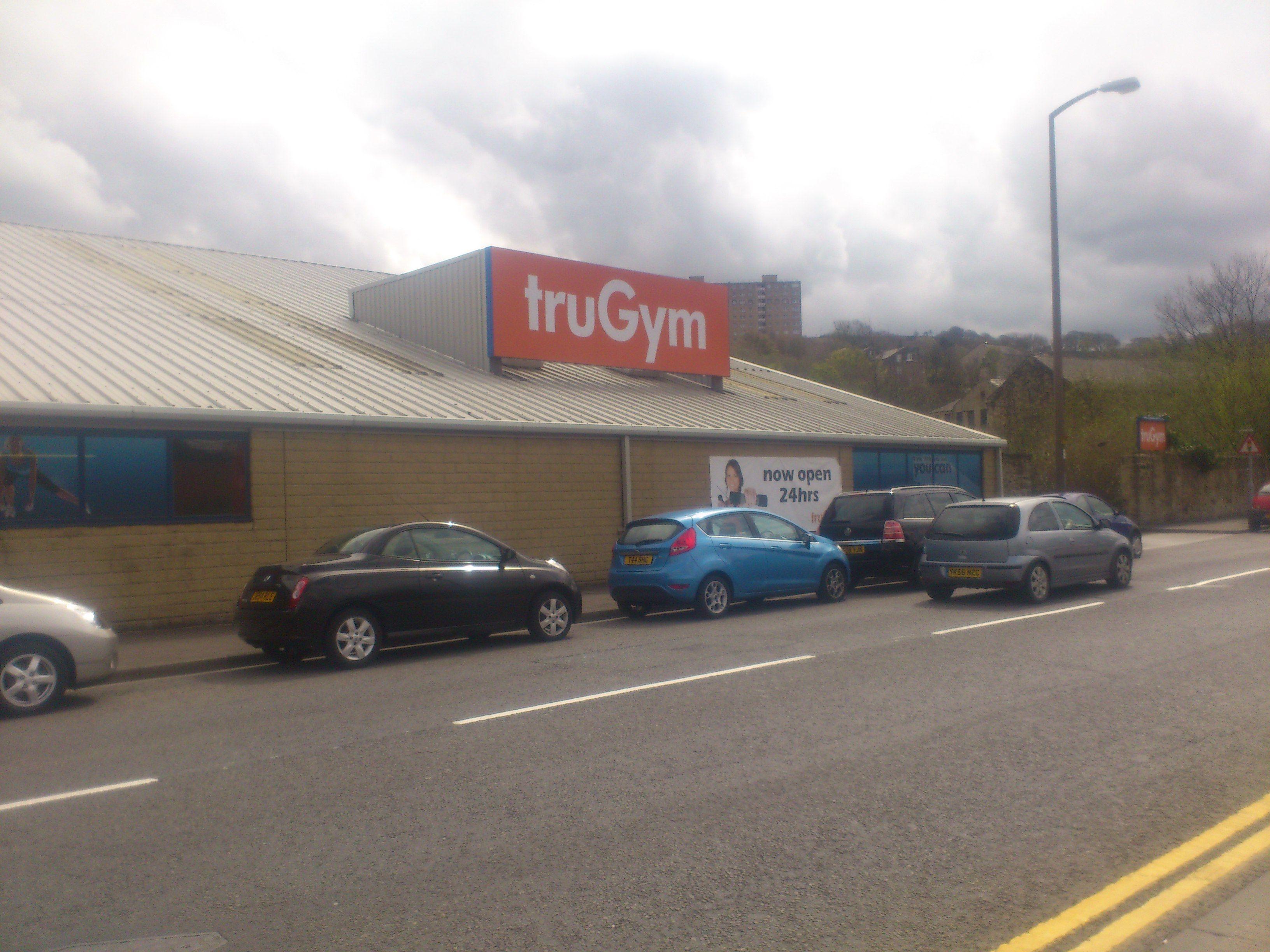 True gym keighley