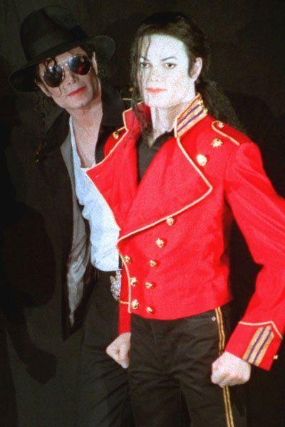 Michael Jackson & Michael Jackson? :-)