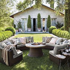 High Quality Frontgate Pasadena Outdoor Furniture Collection   Patio Furniture Sets