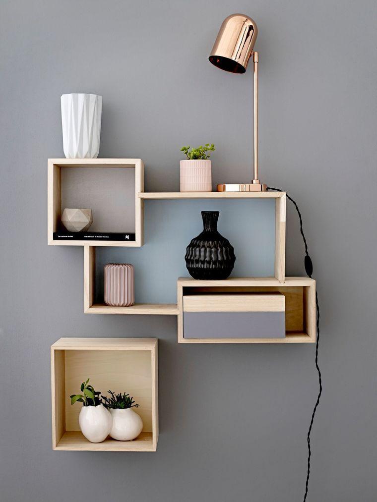 Aménager un petit salon déco Shelves, Room and Decoration