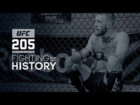 Ufc 205 Alvarez Vs Mcgregor Fighting For History