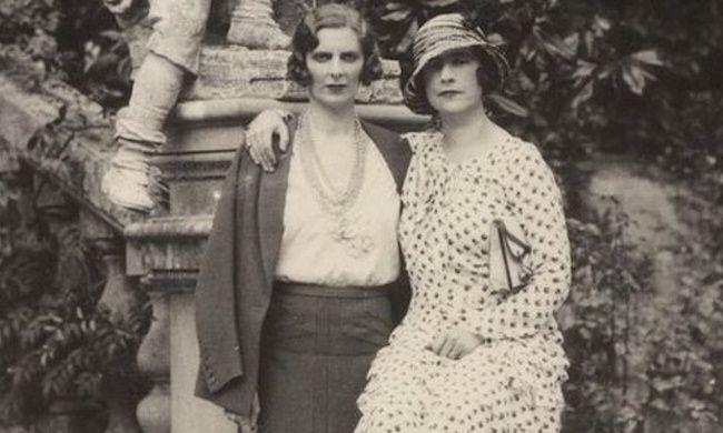 Vita Sackville-West and Violet Trefusis