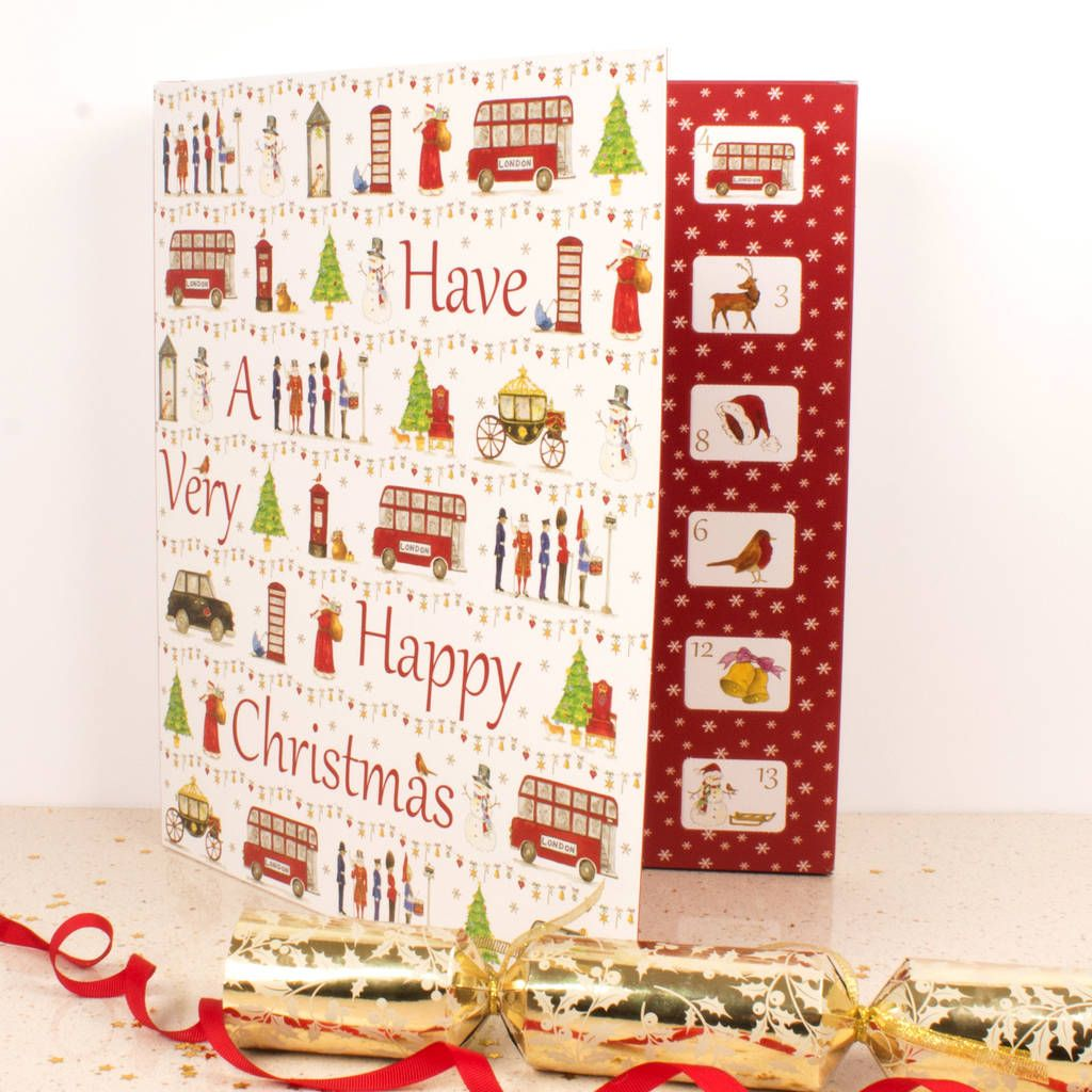 Have A Happy Christmas Tea Advent Calendar In 2020 Tea Advent Calendar Happy Christmas Christmas Tea