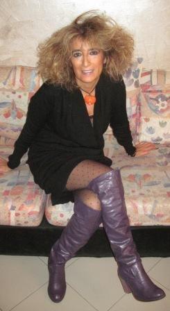 31 ottobre 2010 .- pronta per la festa da Giusy
