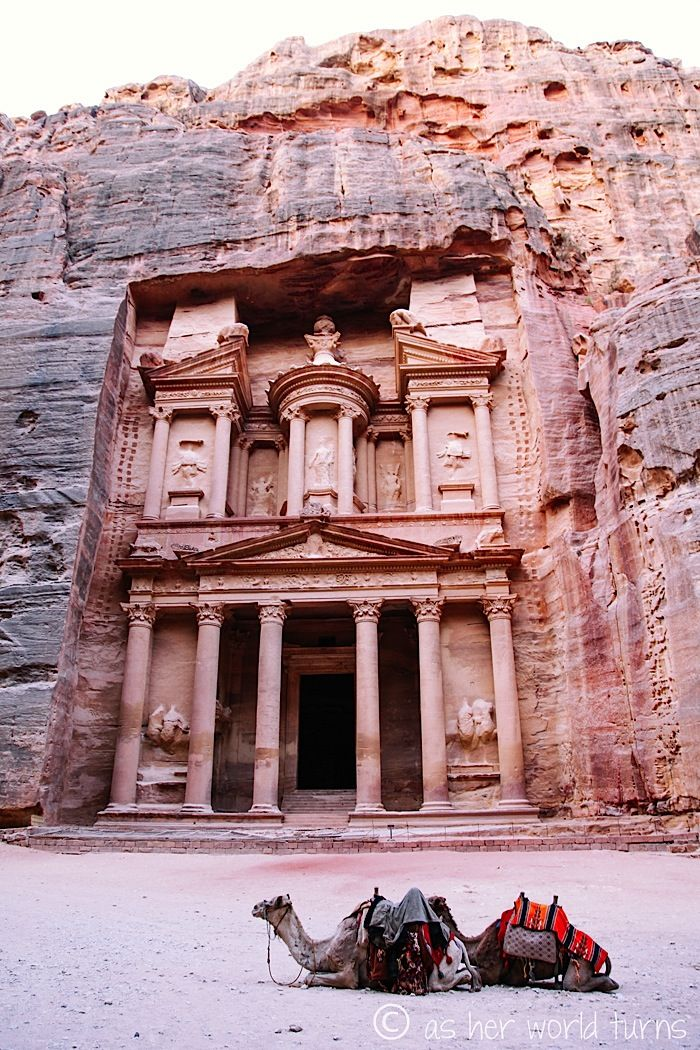 Exploring Petra Siq And Treasury Read More Http Www