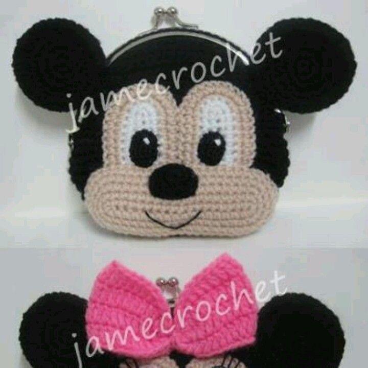 Monederos | Crochet : monederos | Pinterest | Amrum, Baby kind und ...