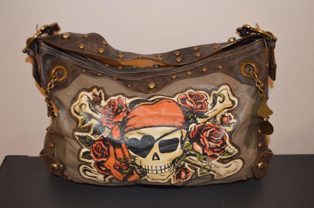 20e02a5b4ab4 Isabella Fiore Buried Treasure Audra Hobo  IsabellaFiore  Hobo  pirate