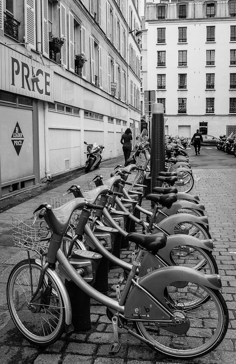 #Bicicletas en #París
