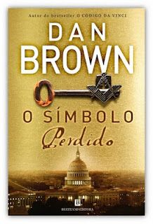 O Símbolo Perdido, by Dan Brown
