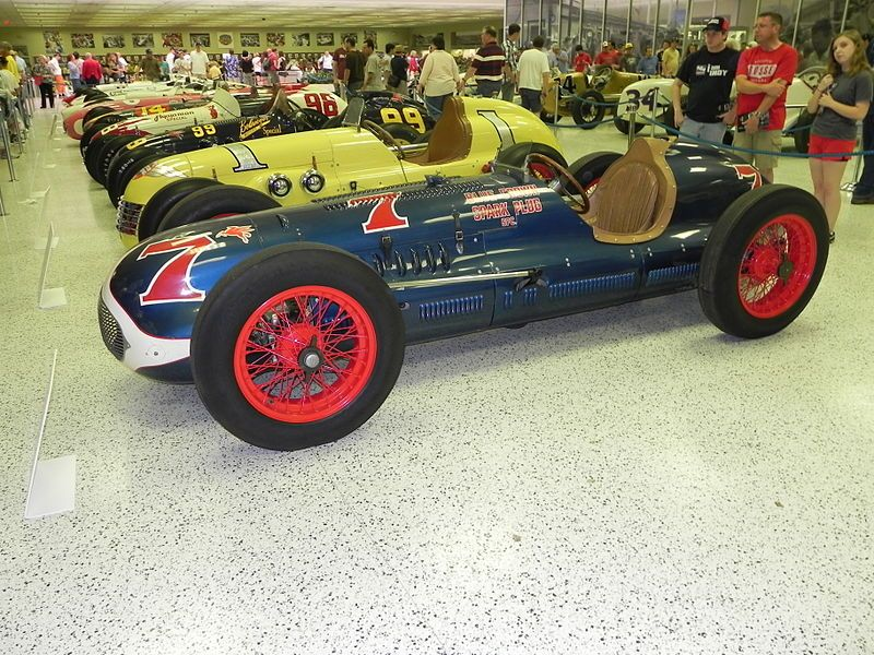 Indianapolis Motor Speedway Museum Indy Car Racing Classic Race Cars Indy Cars