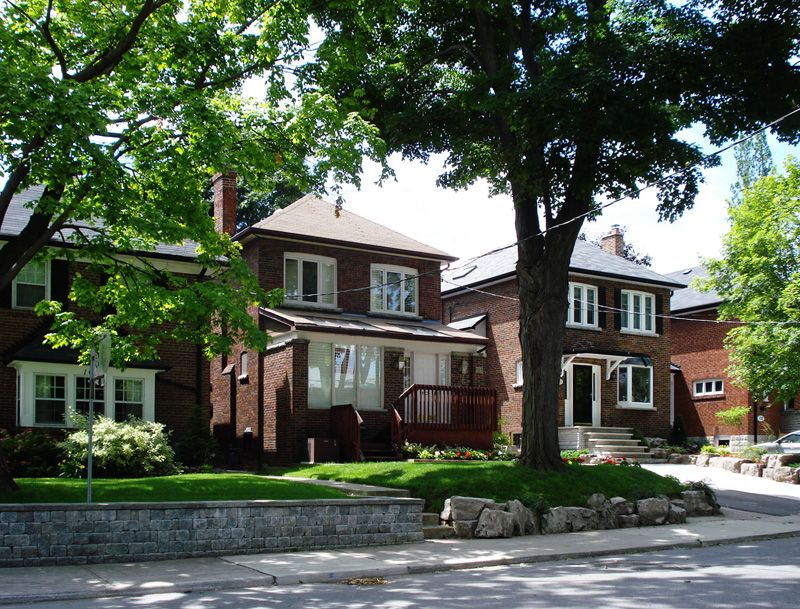 Bedford Park street Bedford park, Toronto neighbourhoods