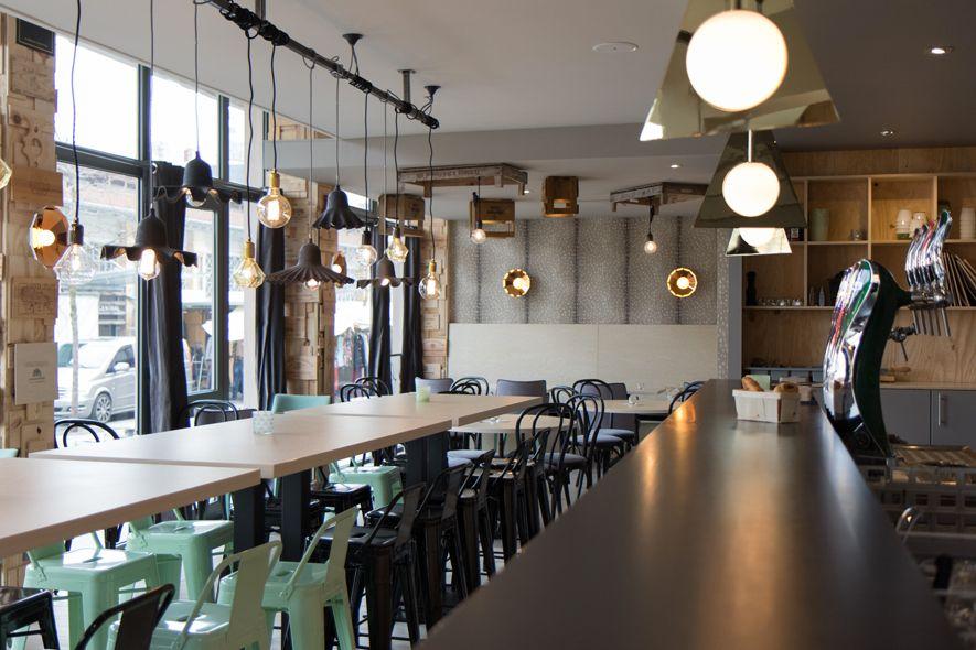 Aménagement d\'un bar/restaurant : Les 3 Cageots à Nancy   Nos ...