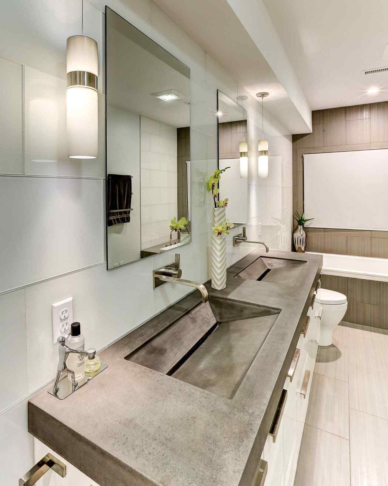 Things Your Lovely Concrete Countertops Bathroom Vanities