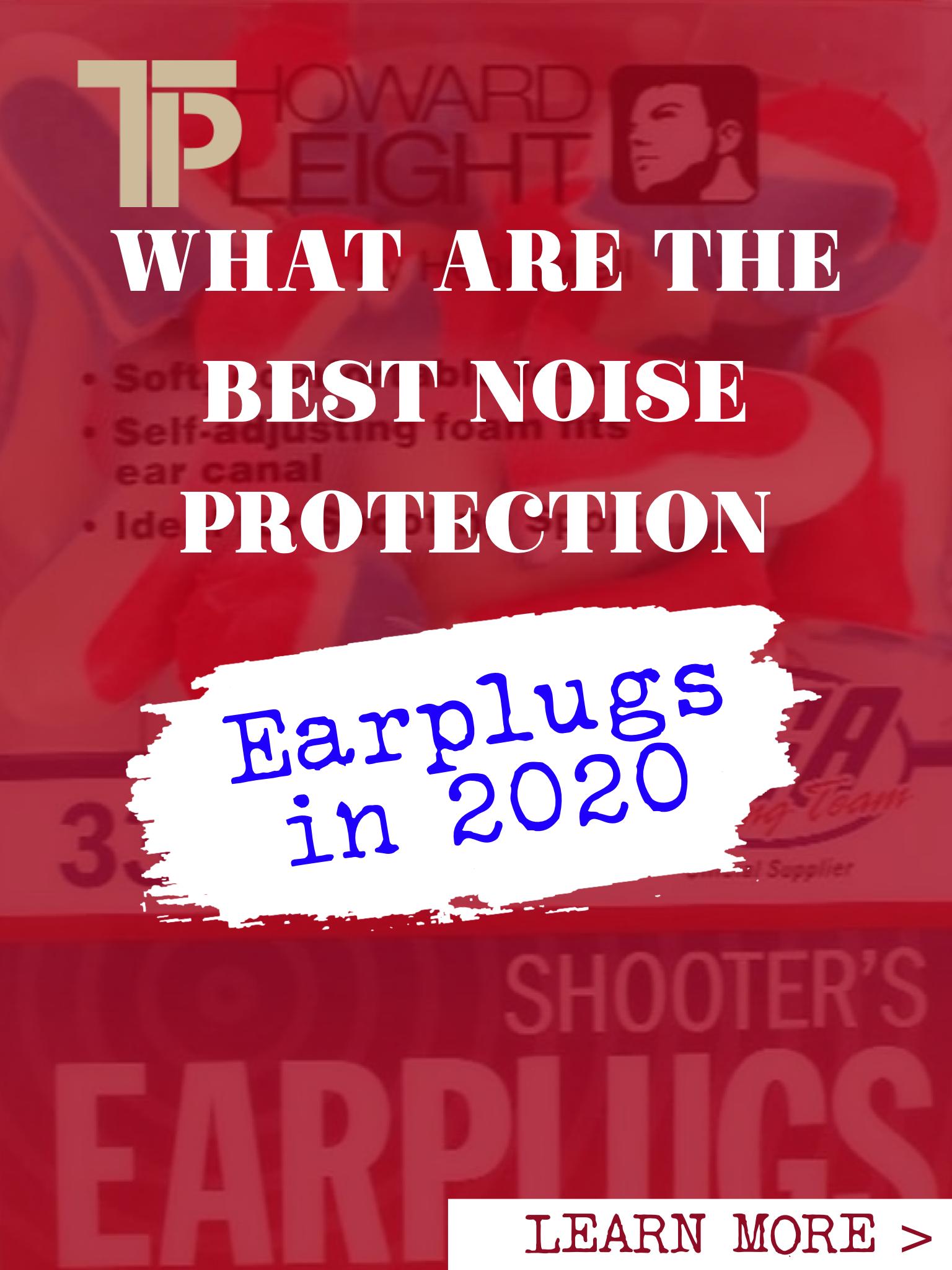 Best Noise Protection Earplugs in 2020 in 2020 Ear