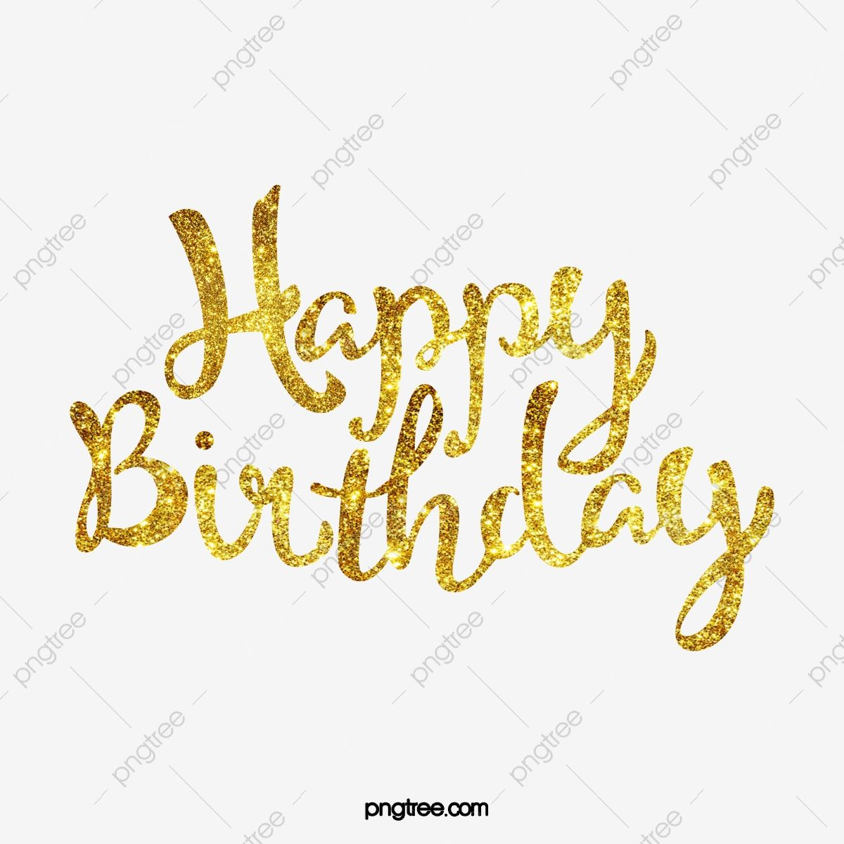 Photo of Golden birthday, birthday clipart, golden, happy birsay PNG transparent image and clipart for free download