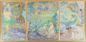 Taide elämänasenteena   Amos Anderson taidemuseo