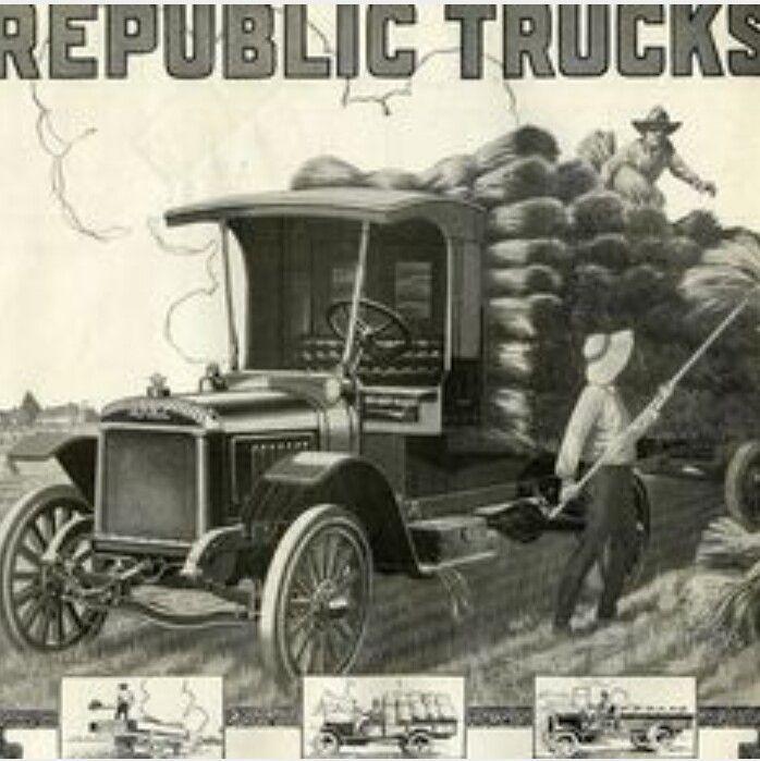 Republic truck