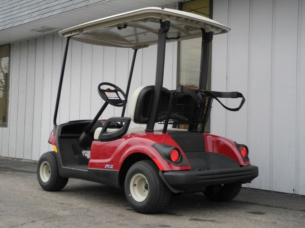 this brand new 2013 yamaha drive ptv gas golf car sets a new standard for performance comfort. Black Bedroom Furniture Sets. Home Design Ideas